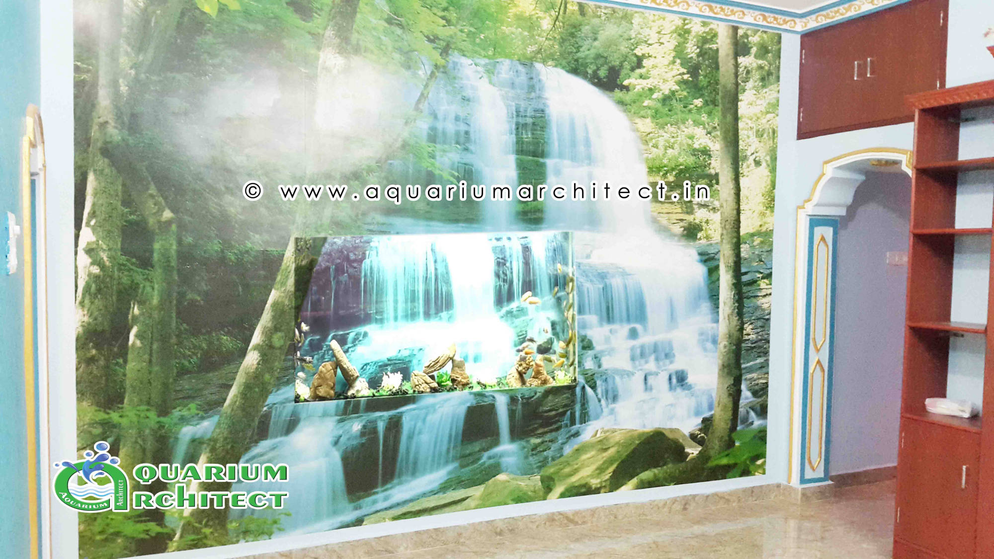 Aquarium in chennai | Aquarium architect | Customized aquarium designer | aquarium designer | gift aquarium